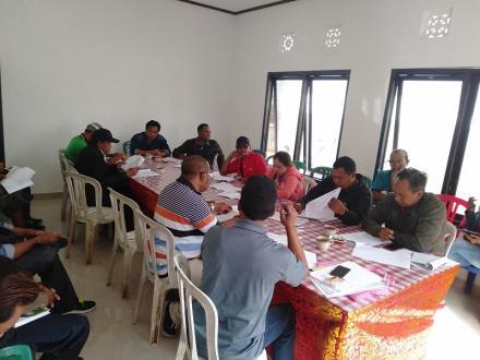 Pembentukan tim Penyusunan RKP Desa Bongancina
