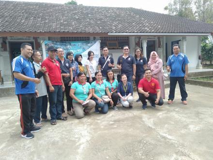 Pemeriksaan Kesehatan Gratis Oleh YPK Bali