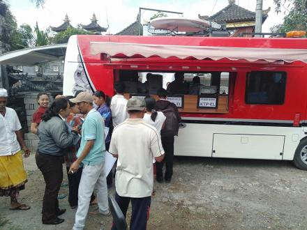 Pelayanan Administrasi Kependudukan Di Desa Bongancina