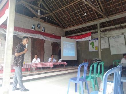 Pembinaan Ketahanan Keluarga Berbasis Tribina Di sasaran Wilayah Kampung KB