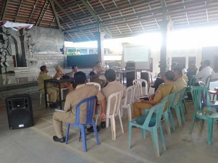 Pembinaan Administrasi Pemerintahan Desa