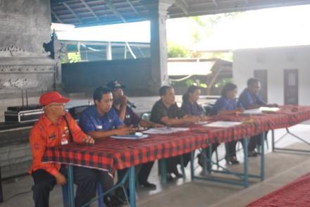 Pembinaan Administrasi evaluasi perkembangan Desa Tahap II